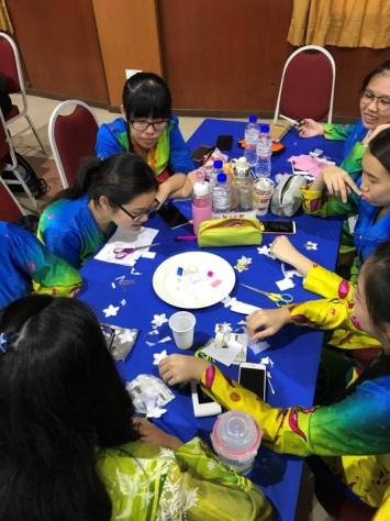 Pre-service teachers in Penang, Malaysia, tested different approaches to classroom science challenges